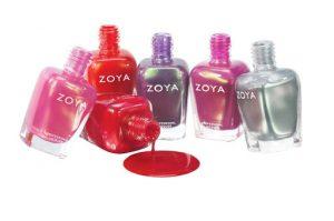 Marca de esmaltes Zoya