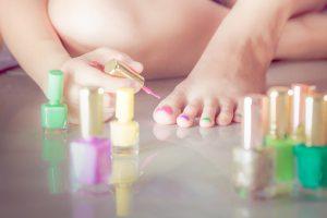Pintura de uñas populares
