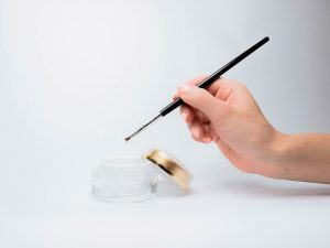 Pincel de kit de uñas de gel